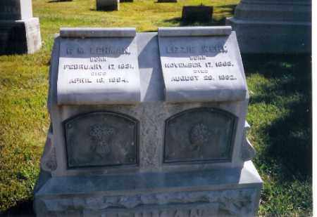 LEHMAN, R.M. - Shelby County, Ohio   R.M. LEHMAN - Ohio Gravestone Photos