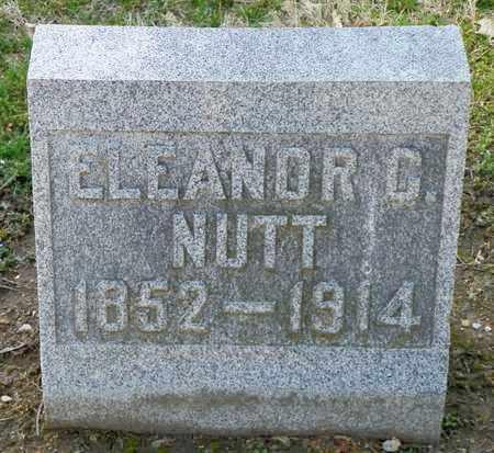 NUTT, ELEANOR C. - Shelby County, Ohio | ELEANOR C. NUTT - Ohio Gravestone Photos