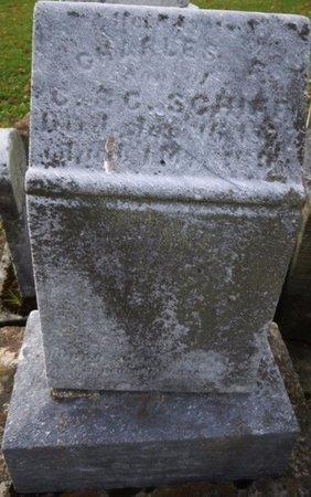 SCHIFF, CHARLES F - Shelby County, Ohio | CHARLES F SCHIFF - Ohio Gravestone Photos