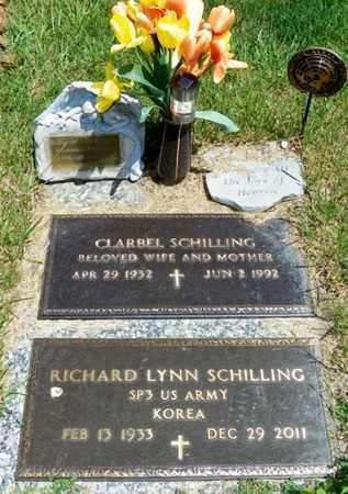 SCHILLING, RICHARD LYNN - Shelby County, Ohio   RICHARD LYNN SCHILLING - Ohio Gravestone Photos