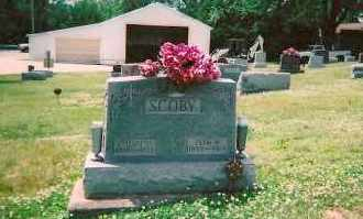 SCOBY, CLEM W - Shelby County, Ohio | CLEM W SCOBY - Ohio Gravestone Photos