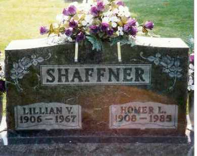 SHAFFNER, LILIAN - Shelby County, Ohio   LILIAN SHAFFNER - Ohio Gravestone Photos