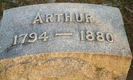 STEPHENSON, ARTHUR - Shelby County, Ohio | ARTHUR STEPHENSON - Ohio Gravestone Photos