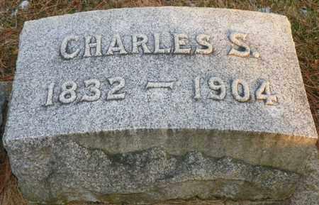 STEPHENSON, CHARLES S. - Shelby County, Ohio   CHARLES S. STEPHENSON - Ohio Gravestone Photos