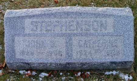 STEPHENSON, JOHN S. - Shelby County, Ohio | JOHN S. STEPHENSON - Ohio Gravestone Photos