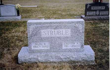 STRUBLE, HAZEL E. - Shelby County, Ohio | HAZEL E. STRUBLE - Ohio Gravestone Photos