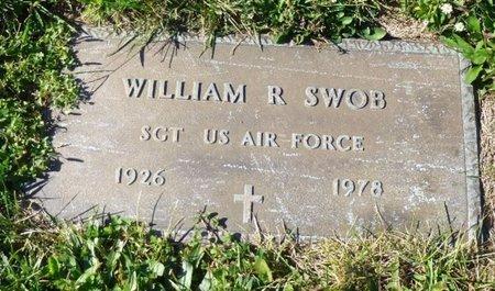 """SWOB, WILLIAM RICHARD """"BILLY"""" - Shelby County, Ohio   WILLIAM RICHARD """"BILLY"""" SWOB - Ohio Gravestone Photos"""
