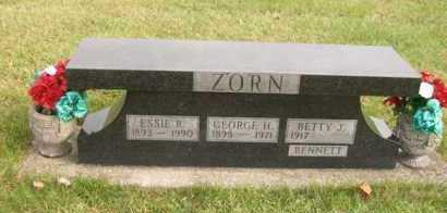 ZORN, ESSIE R. - Shelby County, Ohio | ESSIE R. ZORN - Ohio Gravestone Photos