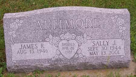 ALTIMORE, JAMES R. - Stark County, Ohio   JAMES R. ALTIMORE - Ohio Gravestone Photos