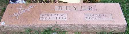 BEYER, GENE G. - Stark County, Ohio | GENE G. BEYER - Ohio Gravestone Photos