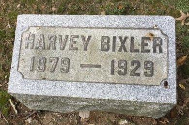 BIXLER, HARVEY - Stark County, Ohio   HARVEY BIXLER - Ohio Gravestone Photos