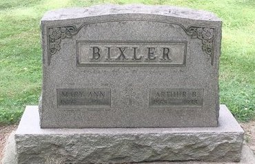 BIXLER, ARTHUR B. - Stark County, Ohio | ARTHUR B. BIXLER - Ohio Gravestone Photos