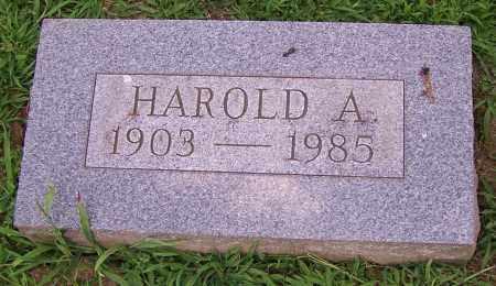 BRETING, HAROLD A. - Stark County, Ohio   HAROLD A. BRETING - Ohio Gravestone Photos