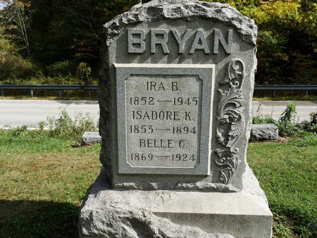 BRYAN, BELLE G. - Stark County, Ohio | BELLE G. BRYAN - Ohio Gravestone Photos