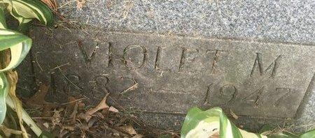 CHAIN, VIOLET M. - Stark County, Ohio | VIOLET M. CHAIN - Ohio Gravestone Photos