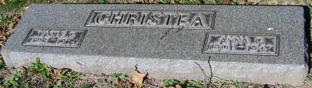 CHRISTEA, VASIL G. - Stark County, Ohio | VASIL G. CHRISTEA - Ohio Gravestone Photos