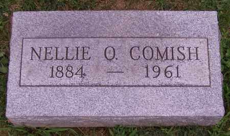 COMISH, NELLIE O. - Stark County, Ohio | NELLIE O. COMISH - Ohio Gravestone Photos