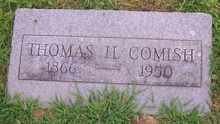 COMISH, THOMAS H. - Stark County, Ohio   THOMAS H. COMISH - Ohio Gravestone Photos