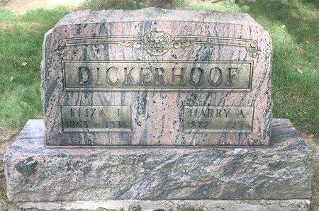 DICKERHOFF, ELIZA J. - Stark County, Ohio | ELIZA J. DICKERHOFF - Ohio Gravestone Photos