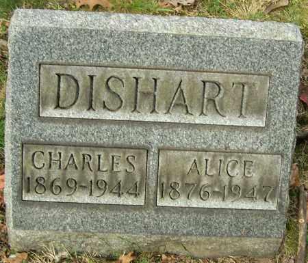 DISHART, CHARLES - Stark County, Ohio   CHARLES DISHART - Ohio Gravestone Photos