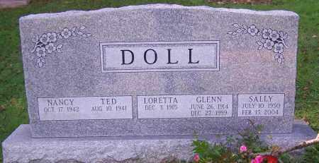 DOLL, NANCY - Stark County, Ohio   NANCY DOLL - Ohio Gravestone Photos