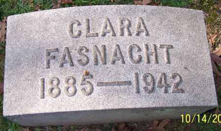 FASNACHT, CLARA - Stark County, Ohio   CLARA FASNACHT - Ohio Gravestone Photos