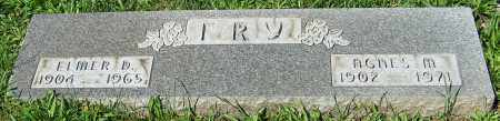 FRY, ELMER D. - Stark County, Ohio | ELMER D. FRY - Ohio Gravestone Photos