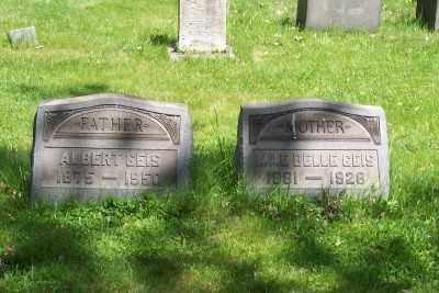 GEIS, ALBERT - Stark County, Ohio   ALBERT GEIS - Ohio Gravestone Photos