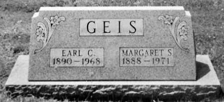 GEIS, MARGARET S. - Stark County, Ohio   MARGARET S. GEIS - Ohio Gravestone Photos