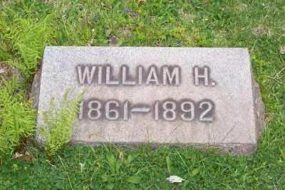 GEIS, WILLIAM H. - Stark County, Ohio   WILLIAM H. GEIS - Ohio Gravestone Photos