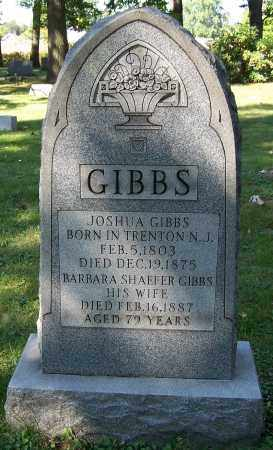 GIBBS, JOSHUA - Stark County, Ohio | JOSHUA GIBBS - Ohio Gravestone Photos