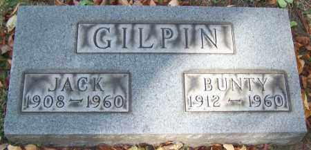 GILPIN, JACK - Stark County, Ohio | JACK GILPIN - Ohio Gravestone Photos