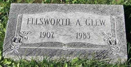 GLEW, ELLSWORTH A. - Stark County, Ohio | ELLSWORTH A. GLEW - Ohio Gravestone Photos