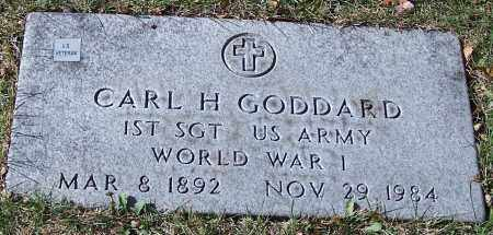 GODDARD, CARL H. - Stark County, Ohio | CARL H. GODDARD - Ohio Gravestone Photos