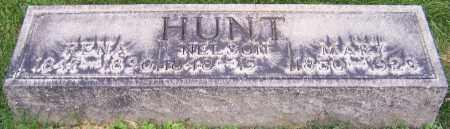 HUNT, MARY - Stark County, Ohio | MARY HUNT - Ohio Gravestone Photos