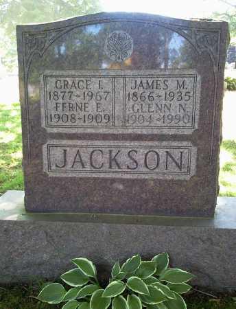 JACKSON, FERNE E. - Stark County, Ohio | FERNE E. JACKSON - Ohio Gravestone Photos
