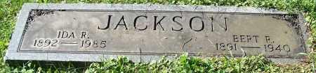 JACKSON, IDA R. - Stark County, Ohio | IDA R. JACKSON - Ohio Gravestone Photos