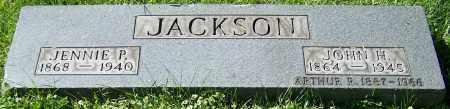 JACKSON, JOHN H. - Stark County, Ohio | JOHN H. JACKSON - Ohio Gravestone Photos
