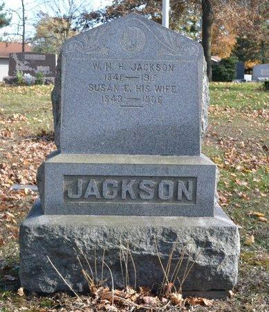 JACKSON, WILLIAM H. H. - Stark County, Ohio | WILLIAM H. H. JACKSON - Ohio Gravestone Photos