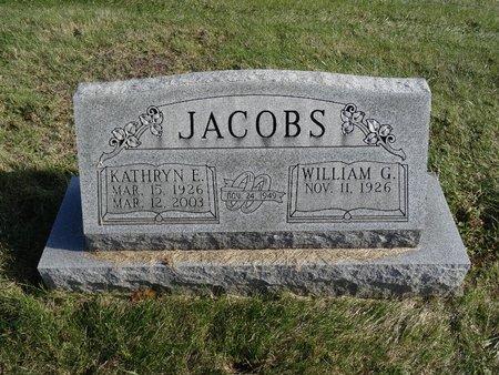 JACOBS, KATHRYN E. - Stark County, Ohio | KATHRYN E. JACOBS - Ohio Gravestone Photos