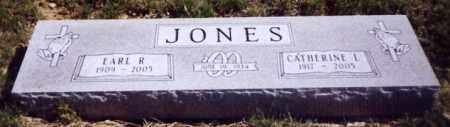 JONES, EARL R. - Stark County, Ohio | EARL R. JONES - Ohio Gravestone Photos