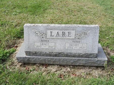 LARE, GRACE - Stark County, Ohio | GRACE LARE - Ohio Gravestone Photos