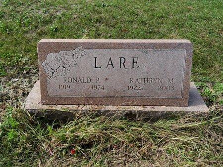 LARE, KATHRYN M. - Stark County, Ohio | KATHRYN M. LARE - Ohio Gravestone Photos
