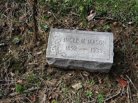MASON, INGLE M. - Stark County, Ohio | INGLE M. MASON - Ohio Gravestone Photos