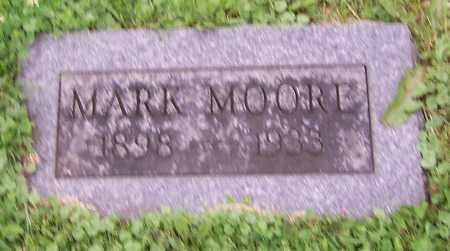 MOORE, MARK - Stark County, Ohio   MARK MOORE - Ohio Gravestone Photos