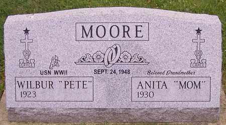 "MOORE, WILBUR ""PETE' - Stark County, Ohio 