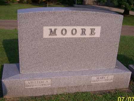 MOORE, HARRY T. - Stark County, Ohio   HARRY T. MOORE - Ohio Gravestone Photos