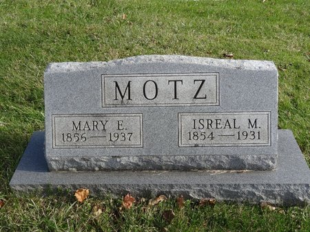 MOTZ, MARY E. - Stark County, Ohio | MARY E. MOTZ - Ohio Gravestone Photos