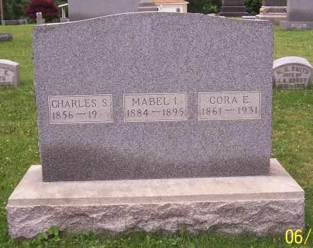 MYERS, MABEL I. - Stark County, Ohio | MABEL I. MYERS - Ohio Gravestone Photos