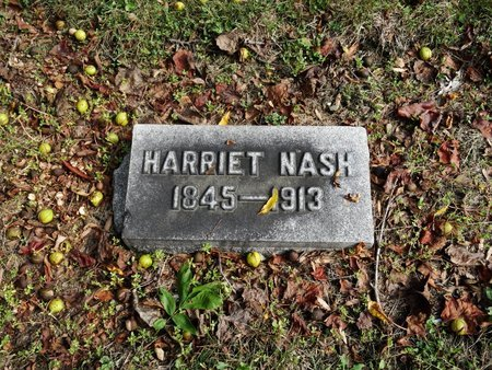 NASH, HARRIET - Stark County, Ohio | HARRIET NASH - Ohio Gravestone Photos